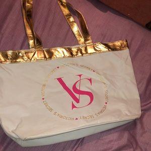 Victoria's Secret travel / beach tote